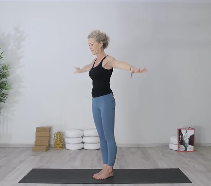Cours de yoga spécial renforcement du dos
