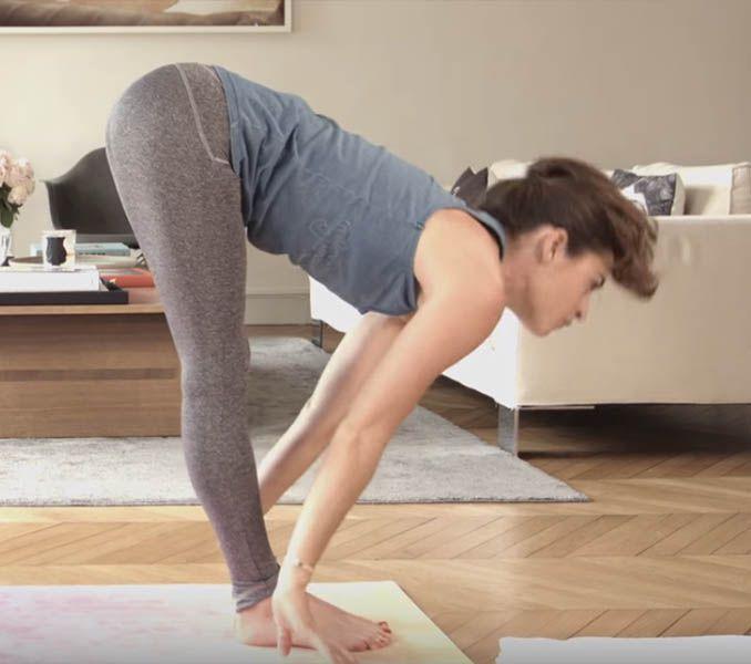 Notre cours de yoga dynamique