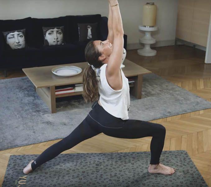 30 minutes de yoga bikini