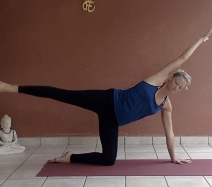 Vinyasa Flow Yoga: Force et Equilibre